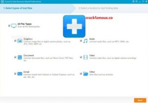 EASEUS Data Recovery Wizard 13.6.0 Crack & Serial Key [2020]