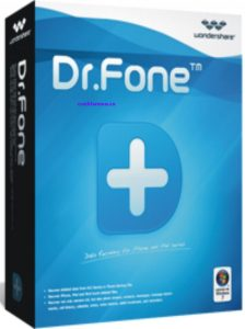 Wondershare Dr.Fone 10.5.0 Crack & Keygen Free Download 2020