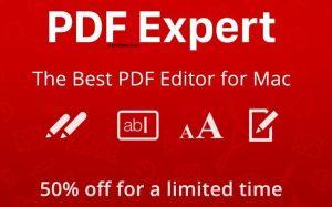 PDF Expert 2.5.1 Crack + License Key Free Download (Win/Mac) 2020