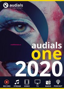Audials One 2020.2.14.0 Crack Plus License Key Free Download [2020]