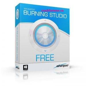 Ashampoo Burning Studio 21.6.1.63 Crack & Serial Key Download 2021