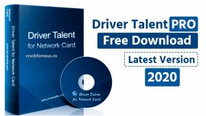 Driver Talent Pro 7.1.30.6 Crack & Keygen Full Version [2020]