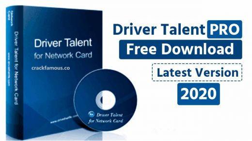 Driver Talent Pro 7.1.28.106 Crack & Keygen Full Version [2020]
