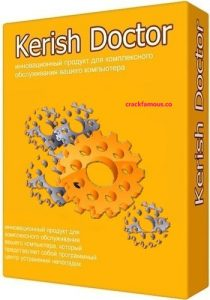 Kerish Doctor 2020 4.80 Crack With Serial Key Full Version Download