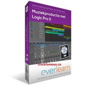 Logic Pro X 10.4.8 Crack Plus Serial Key Latest [Win/Mac] [2020]