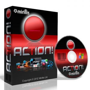 Mirillis Action 4.12.0 Crack Plus License Key Free Download [2020]