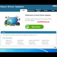 Smart Driver Updater 5.0.371 Crack Latest License Key [2020]