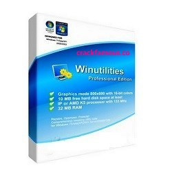 WinUtilities Professional Edition 15.74 Crack Plus Serial Key Free {2020}