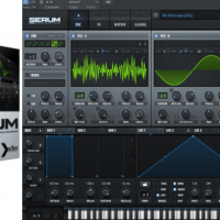 Xfer Serum 1.245 Crack & Latest Serial key Free Download 2020