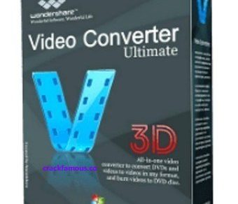 Wondershare Video Converter 11.5.1 Crack & Serial Key [2020]