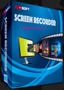 ZD Soft Screen Recorder 11.2.1 Crack & Keygen Free Download 2020