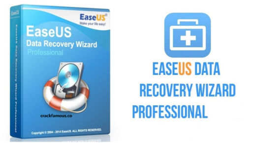 EASEUS Data Recovery Wizard 13.2.0 Crack Plus License Key [2020]