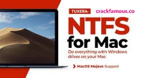 Tuxera NTFS 2020 Crack & Product key Latest Version Free Download