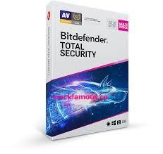 Bitdefender Total Security 2020 Crack Latest License Key Free Download