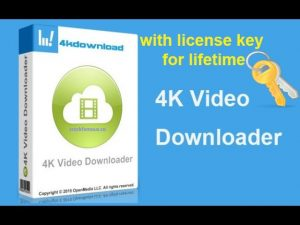 4k Video Downloader 4.12.5.3670 Crack & Activation Key Download [2020]