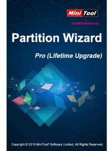 MiniTool Partition Wizard 12.1 Crack Plus Keygen Free Download [2020]