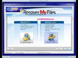 Recover My Files 6.3.2.2553 Crack With Activation Key Full Version 2020