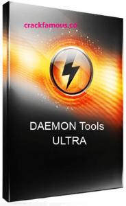 DAEMON Tools Ultra 5.7.0.1284 Crack & License Key Full Version [2020]