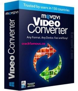 Movavi Video Converter 20.3.0 Crack & Serial Key Full Version [2020]