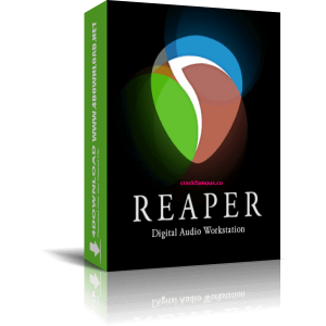 Cockos REAPER 6.08 Crack Plus Serial Key Free Download {2020}