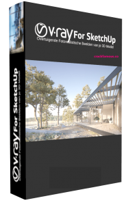 VRay for SketchUp 4.20.01 Crack Plus License Key Free Download [2020]