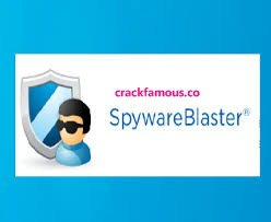 SpywareBlaster 6.0 Crack With Serial Key Free Download [2021]