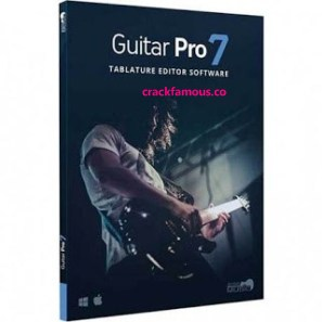 Guitar Pro 7.5.4 Crack Plus Serial Key Download For {Win/Mac} [2020]