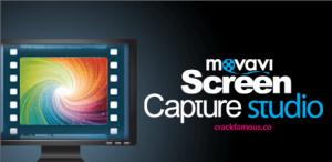Movavi Screen Capture Studio 10.3.0 Crack & Activation Code {2020}