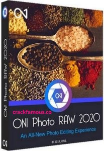ON1 Photo RAW 2020.1.1 (14.1.1.8943) Crack With Serial Key Download