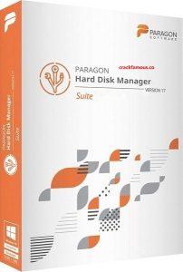 Paragon Hard Disk Manager 17.16.12 Crack + Keygen Full Version [2021]