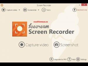 IceCream Screen Recorder 6.20 Crack & License Key Download {2020}